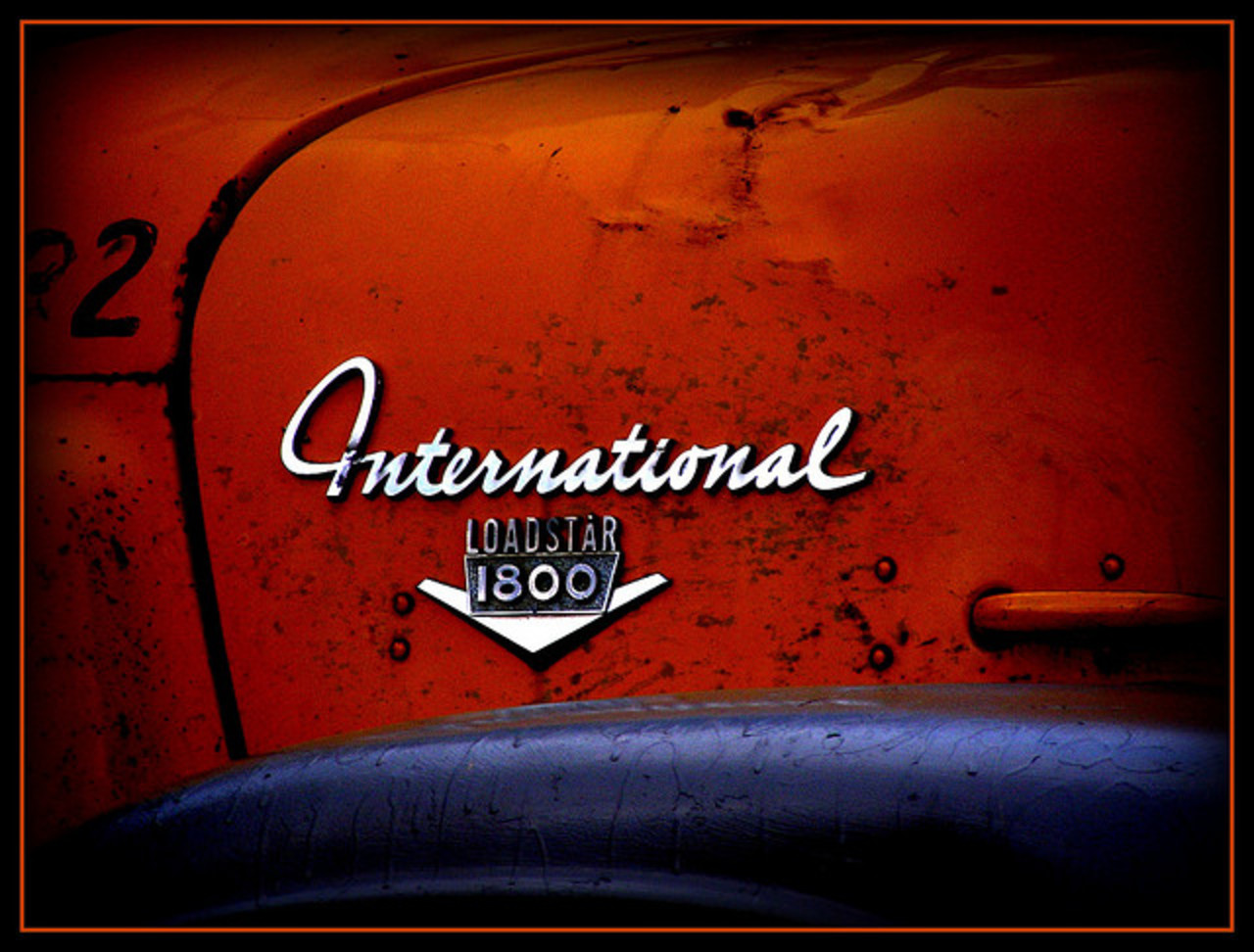 International Loadstar 1800 | Flickr - Photo Sharing!