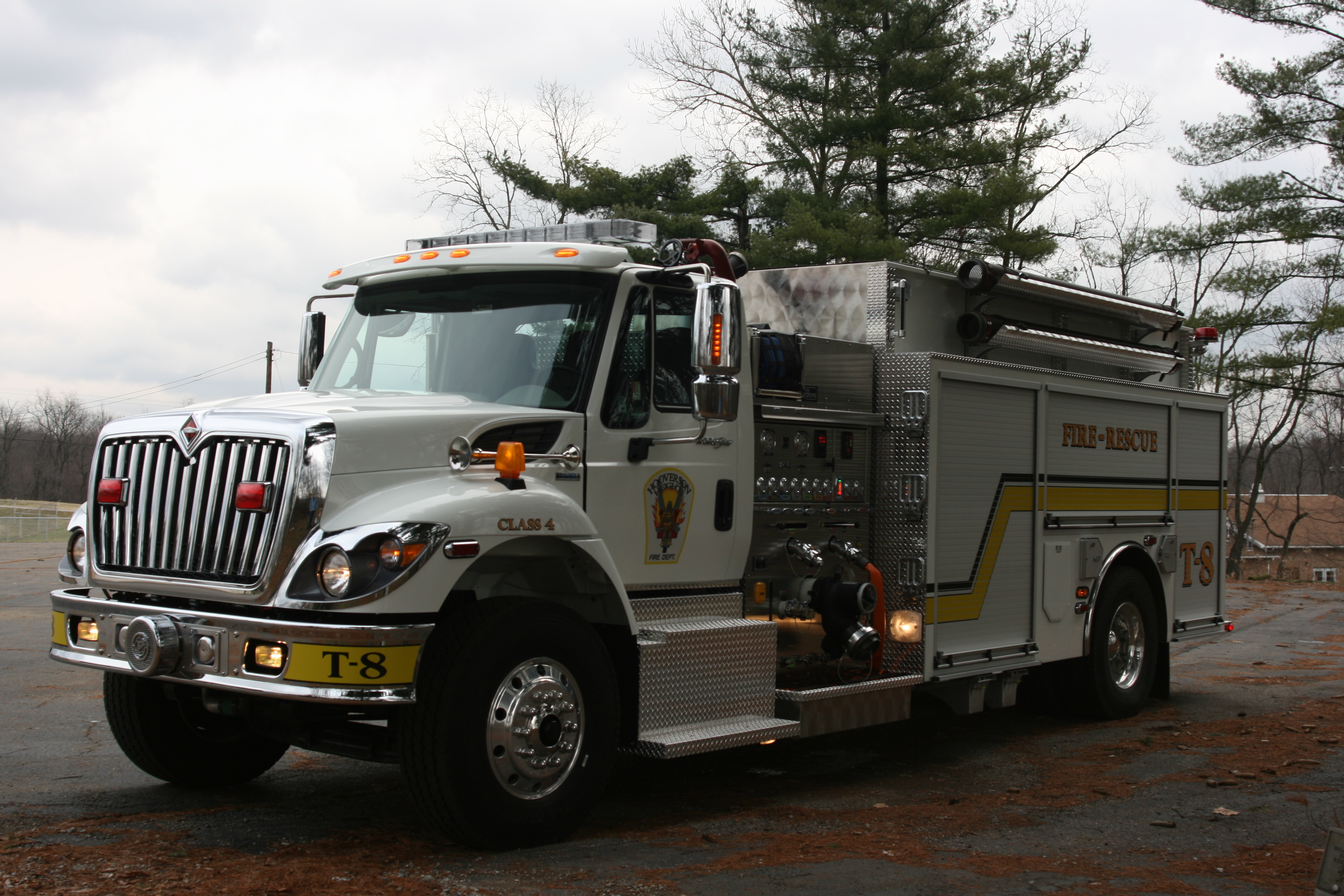International Workstar Pumper: Photo #
