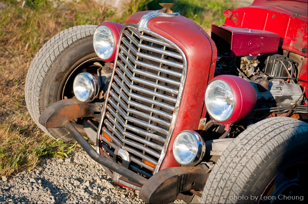 Rat Rod Pickup Made From 20 Separate Sources - Autoholics