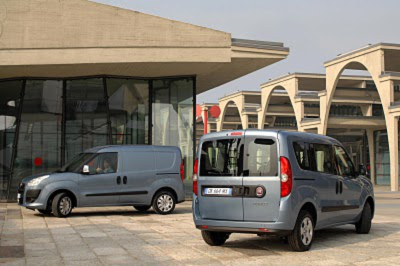 IN4RIDE: FIAT DOBLO IS VAN OF THE YEAR