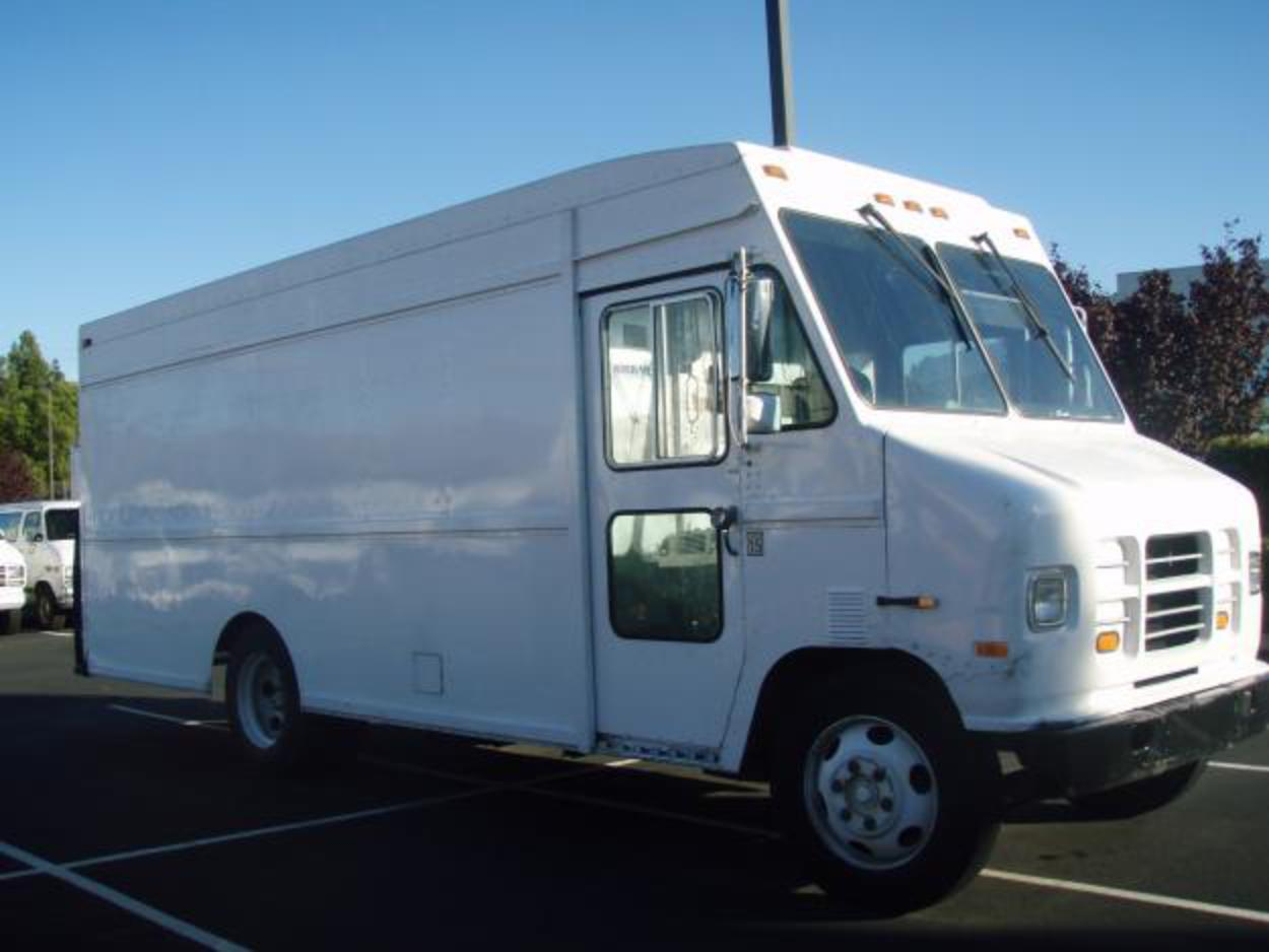International Stepvan