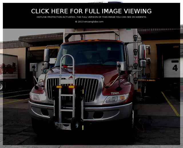 International 4300 Series: Photo gallery, complete information ...