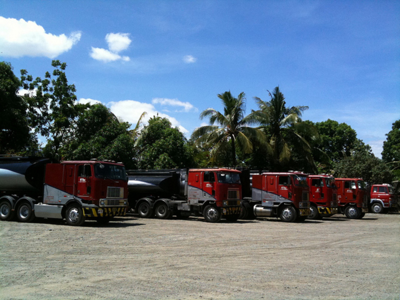 Flickr: The Tanker Truck in Philippines Pool