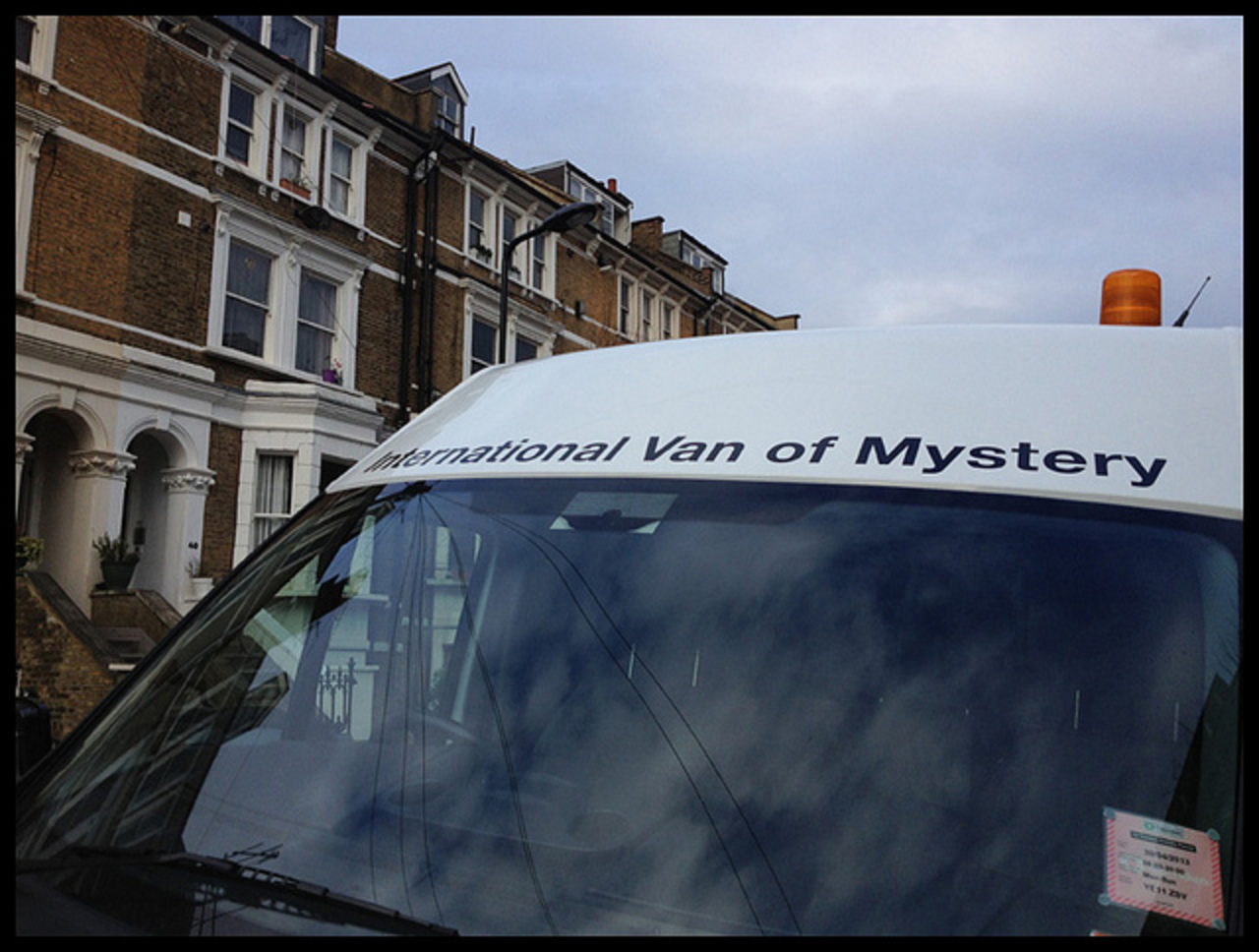 337. International Van of Mystery | Flickr - Photo Sharing!