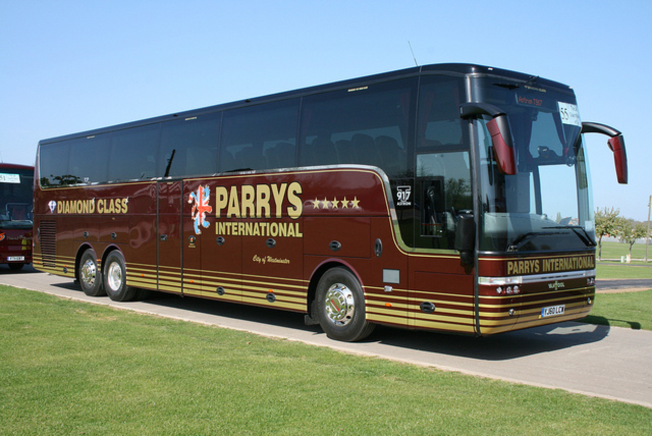 YJ60LCW Parrys International Tours | Flickr - Photo Sharing!