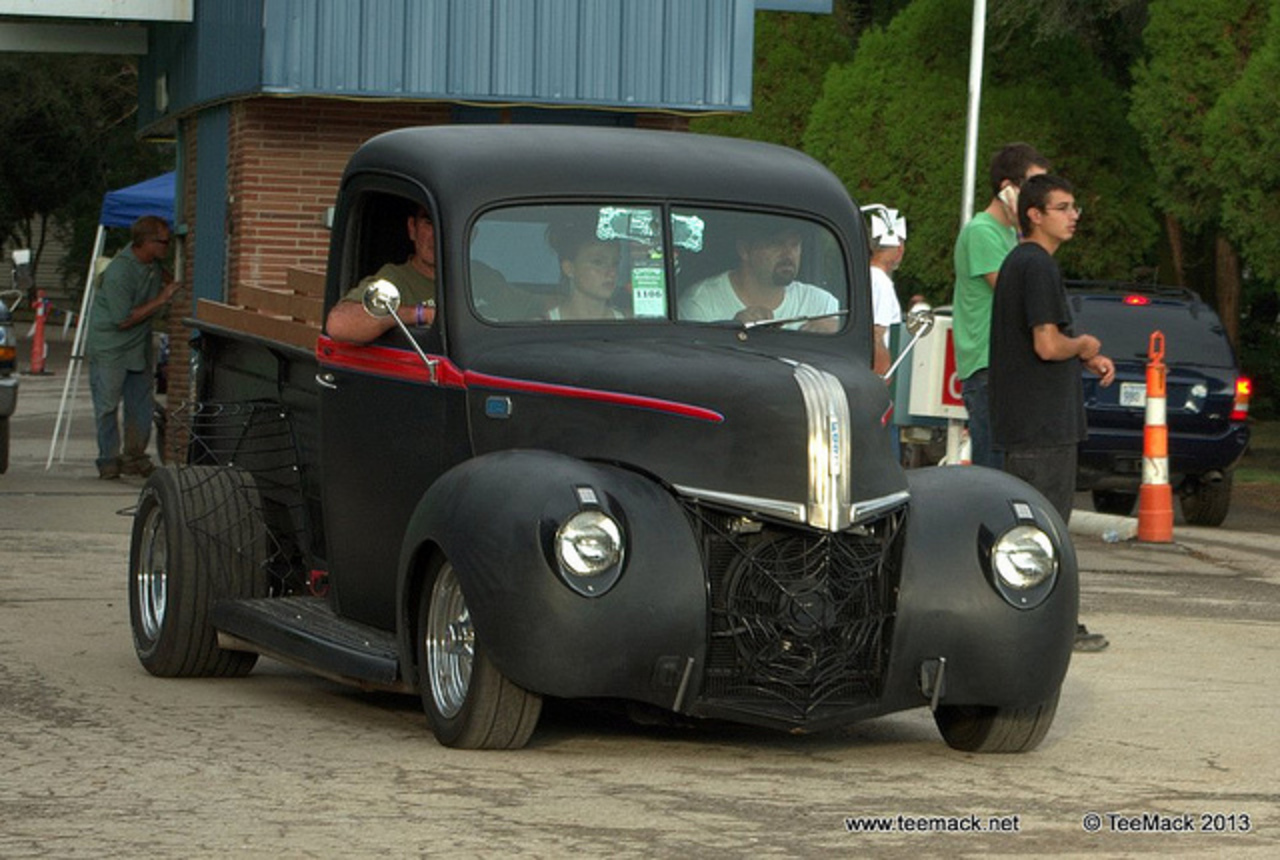 1940 Ford Rat Rod Pickup | Flickr - Photo Sharing!