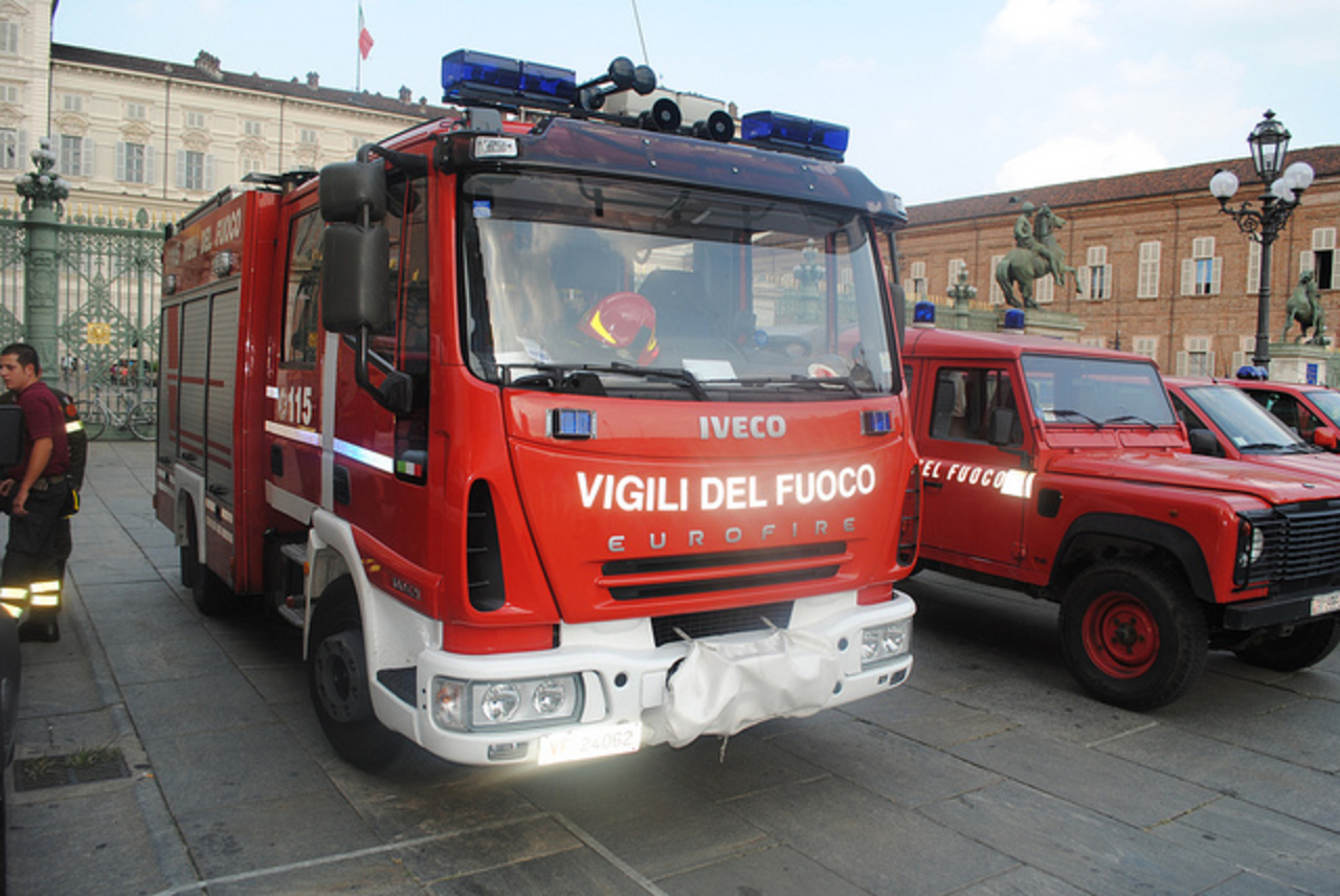 Iveco EuroFire 100E21 | Flickr - Photo Sharing!