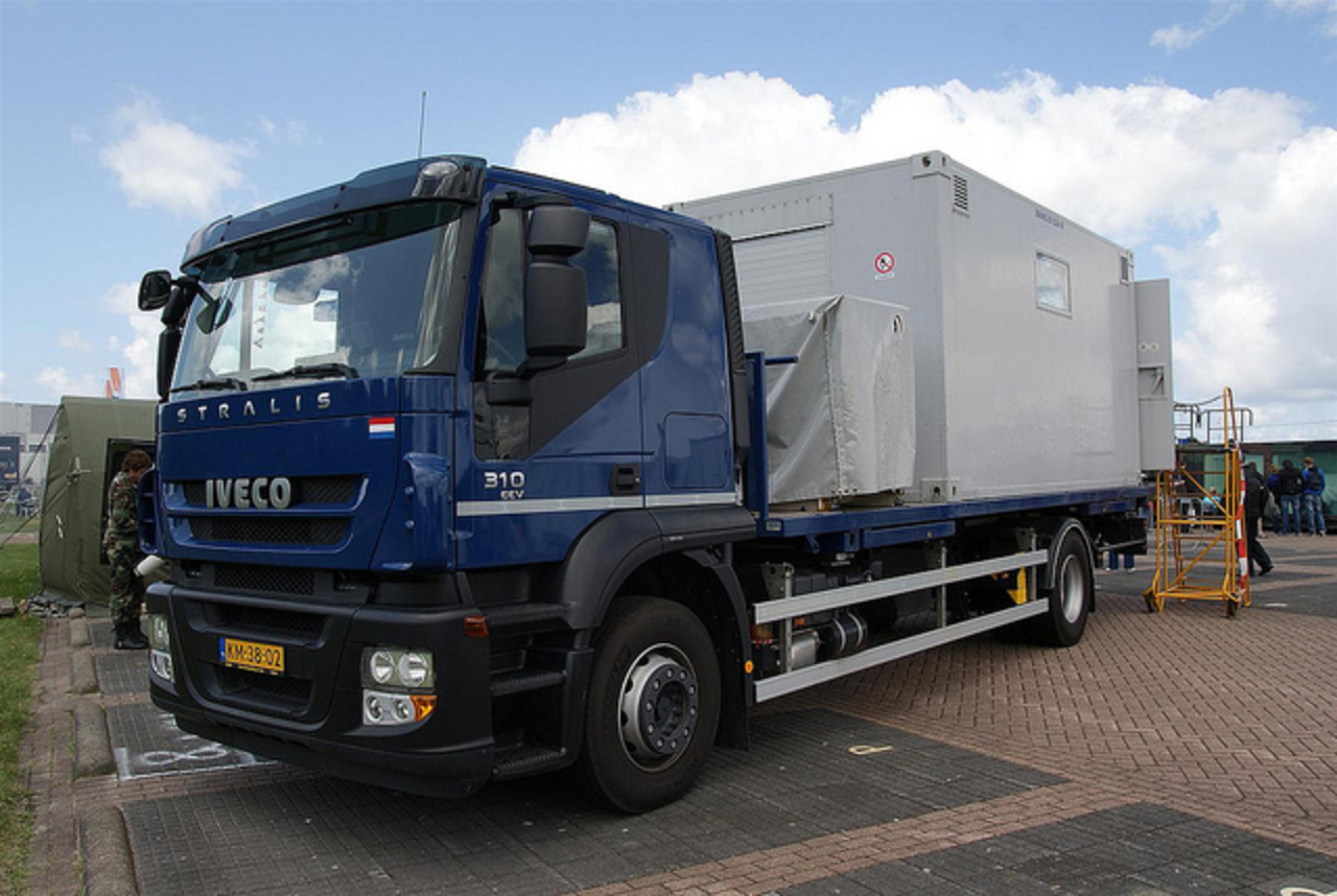 Iveco Stralis 310 | Flickr - Photo Sharing!
