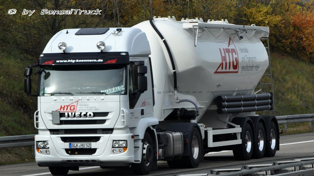 HTG Iveco Stralis 420 ESSZ | Flickr - Photo Sharing!
