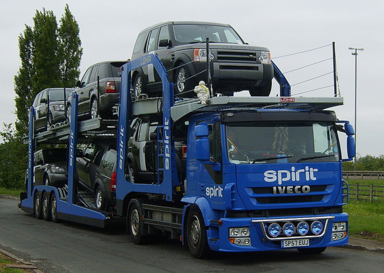 Flickr: The Autotransporter - car carrier trucks Pool