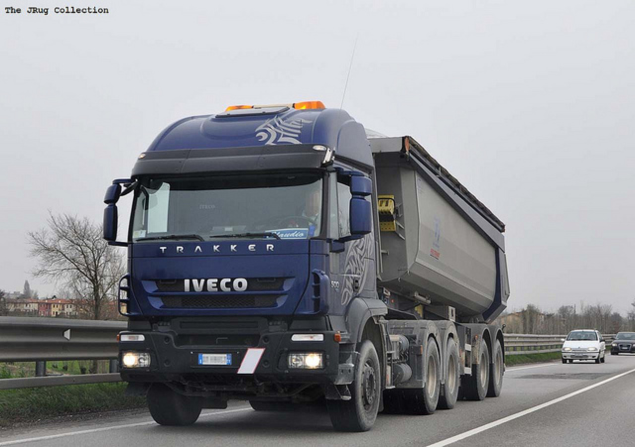 Flickr: The IVECO - Trucks and Vans from IVECO Pool