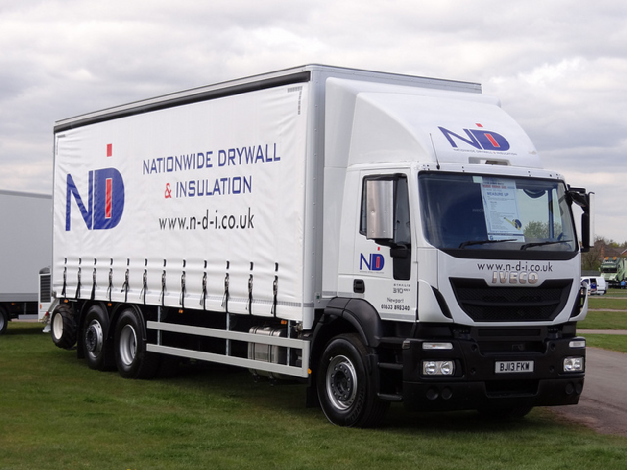 Nationwide Drywall & Insulation - Brand New Iveco Stralis 310 ...
