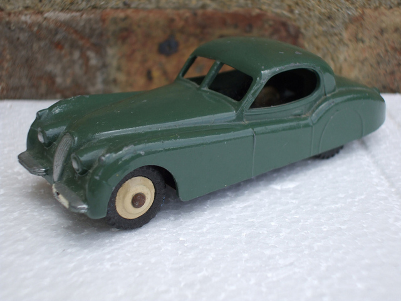 Topworldauto Photos Of Jaguar Xk120 Coupe Photo Galleries 1950s S Vintage Dinky Toys 195039s Flickr Sharing