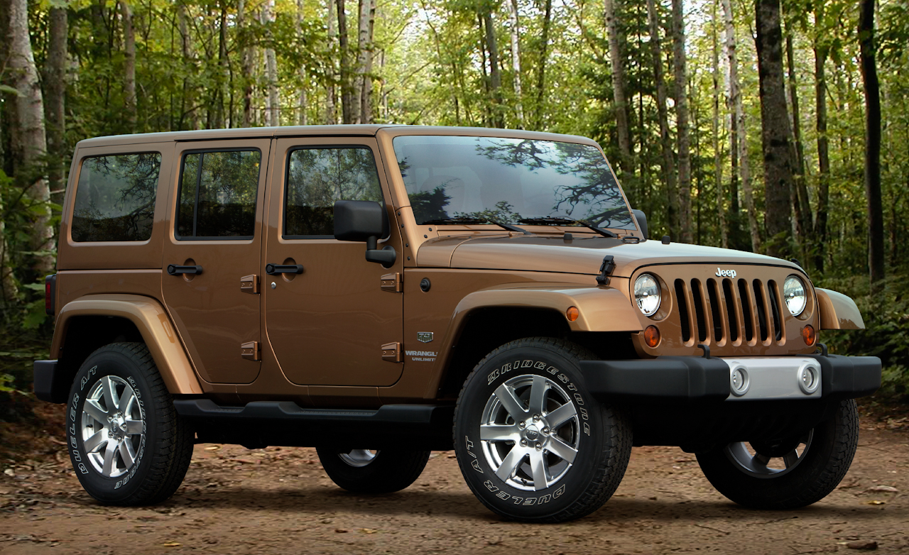 2011 Jeep Wrangler Unlimited 70th Anniversary Edition | Flickr ...