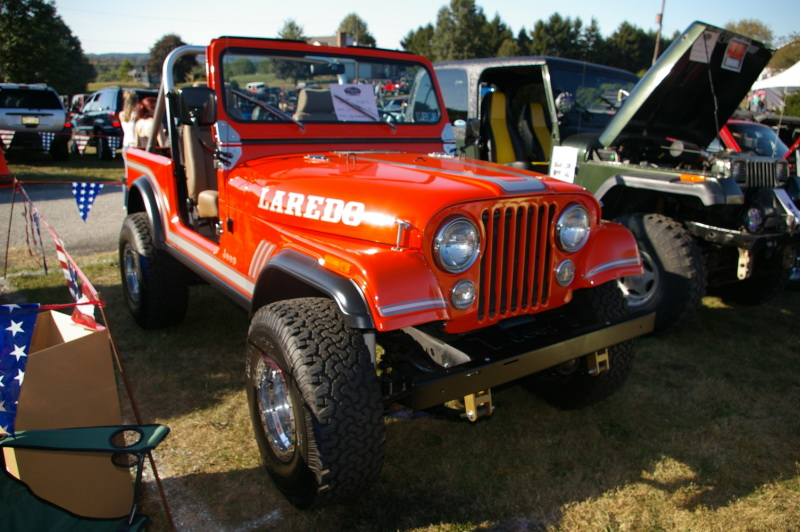 Jeep CJ-7 Laredo | Flickr - Photo Sharing!
