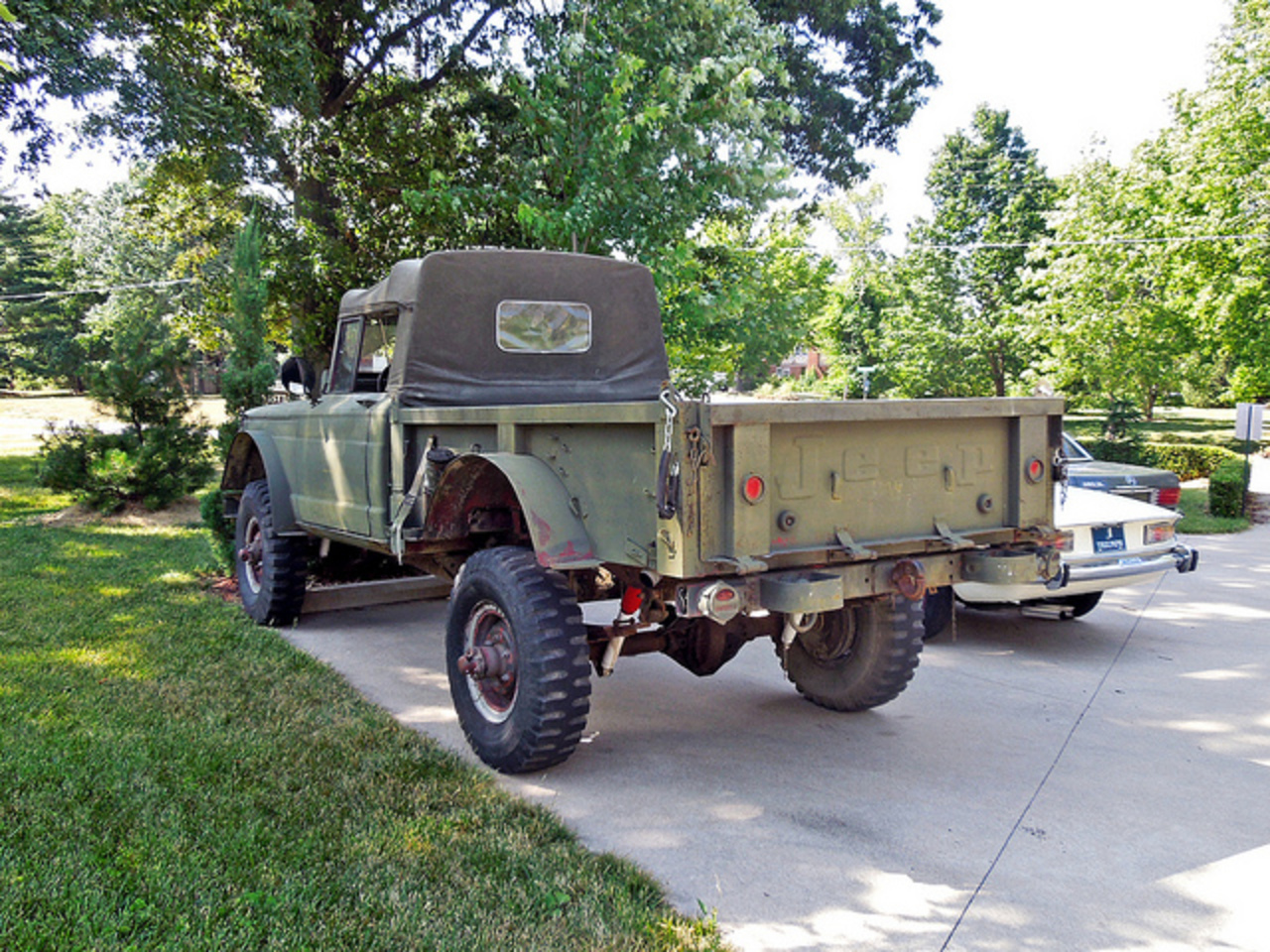 Kaiser Jeep M715 | Flickr - Photo Sharing!