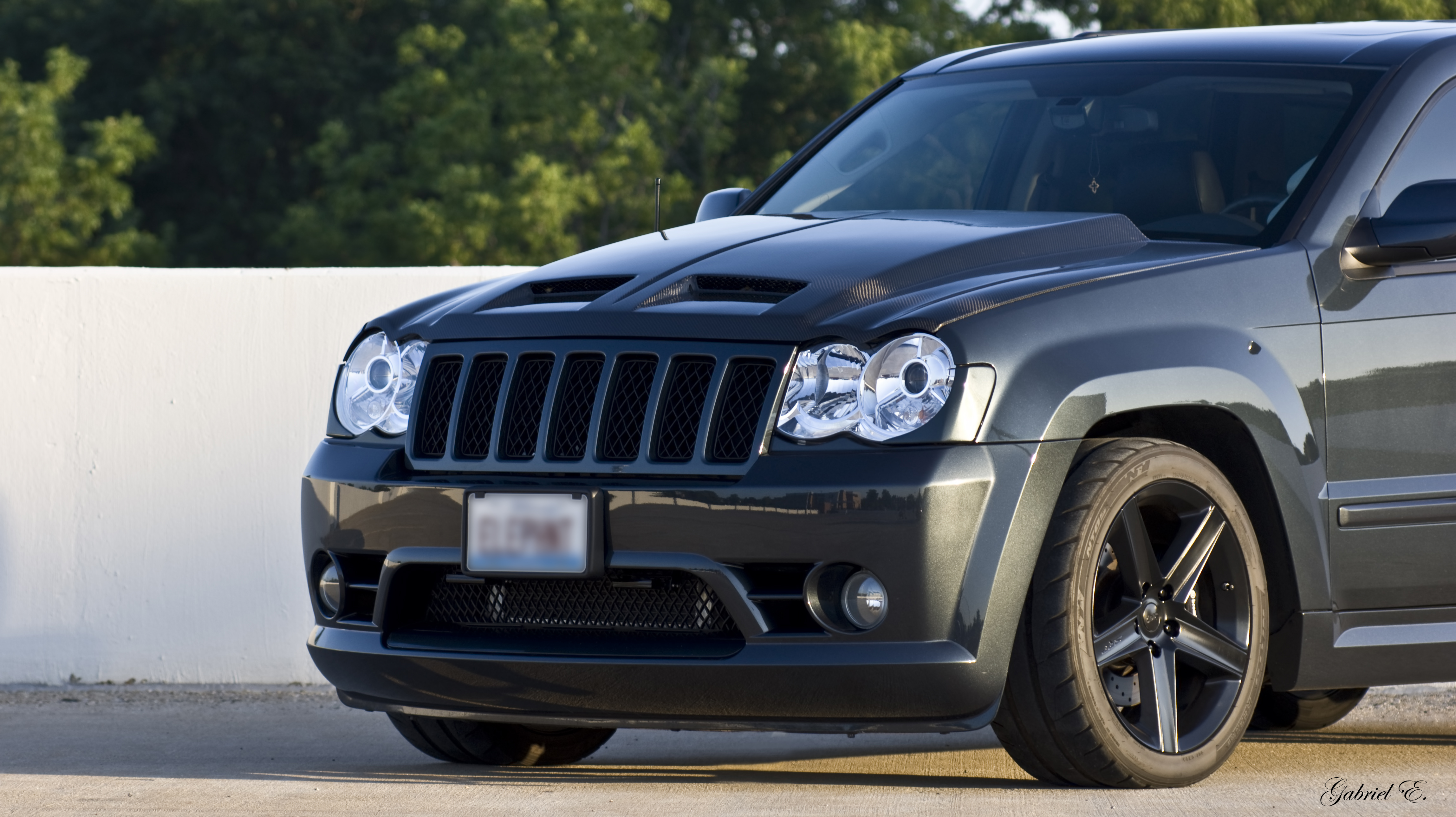 Jeep Grand Cherokee SRT-8 | Flickr - Photo Sharing!