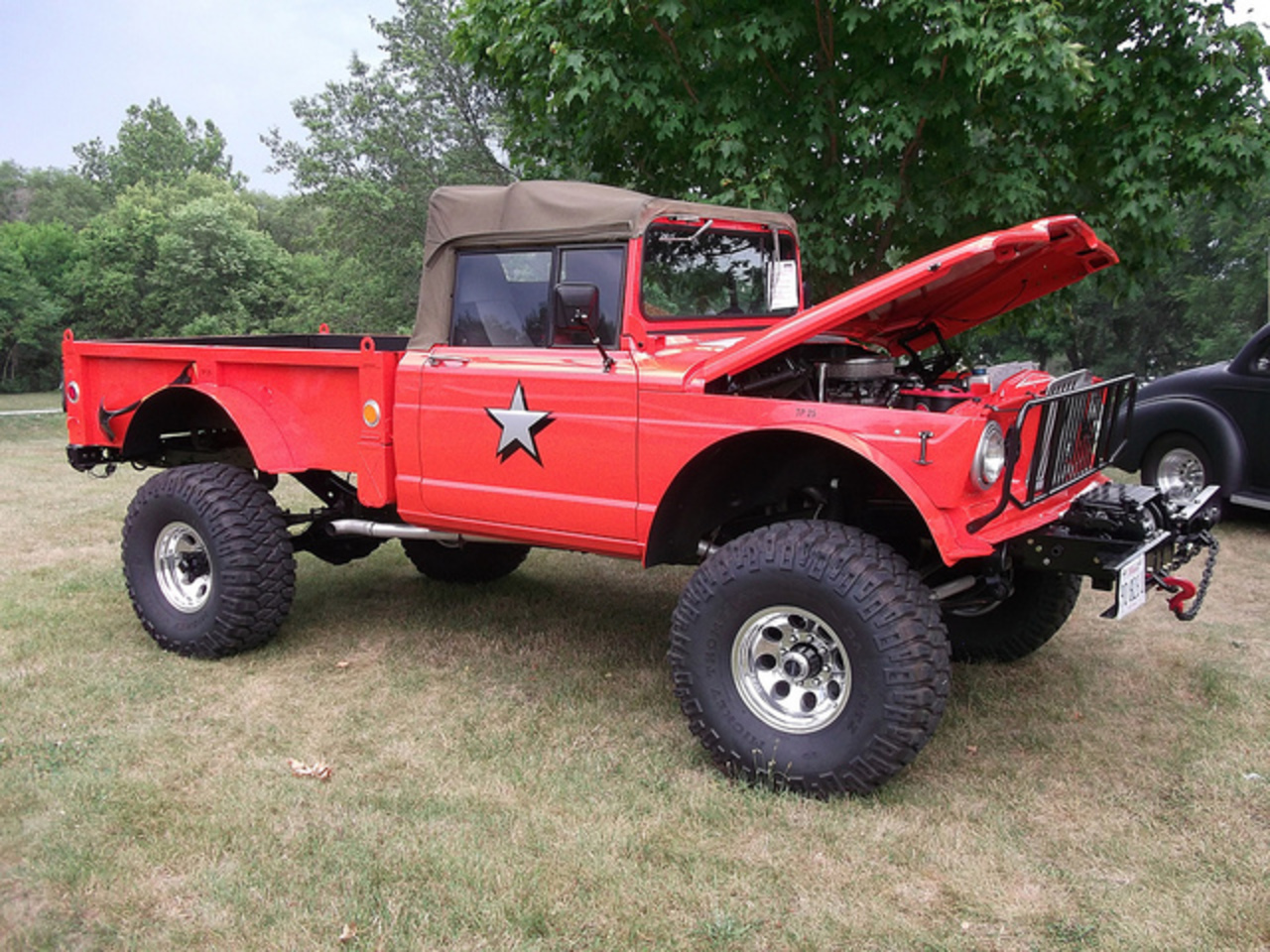 1967 Jeep M715 | Flickr - Photo Sharing!
