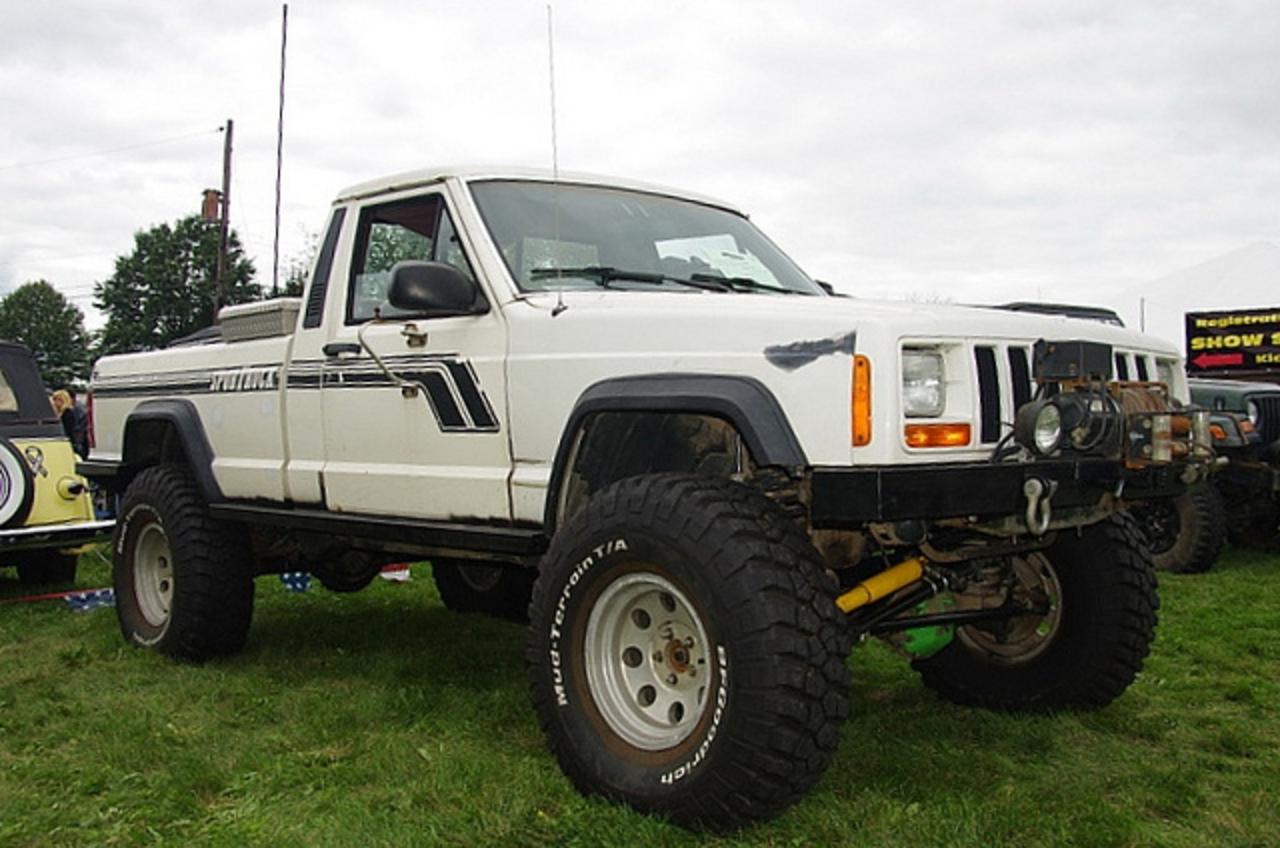 Topworldauto Gt Gt Photos Of Jeep Comanche Pioneer Photo