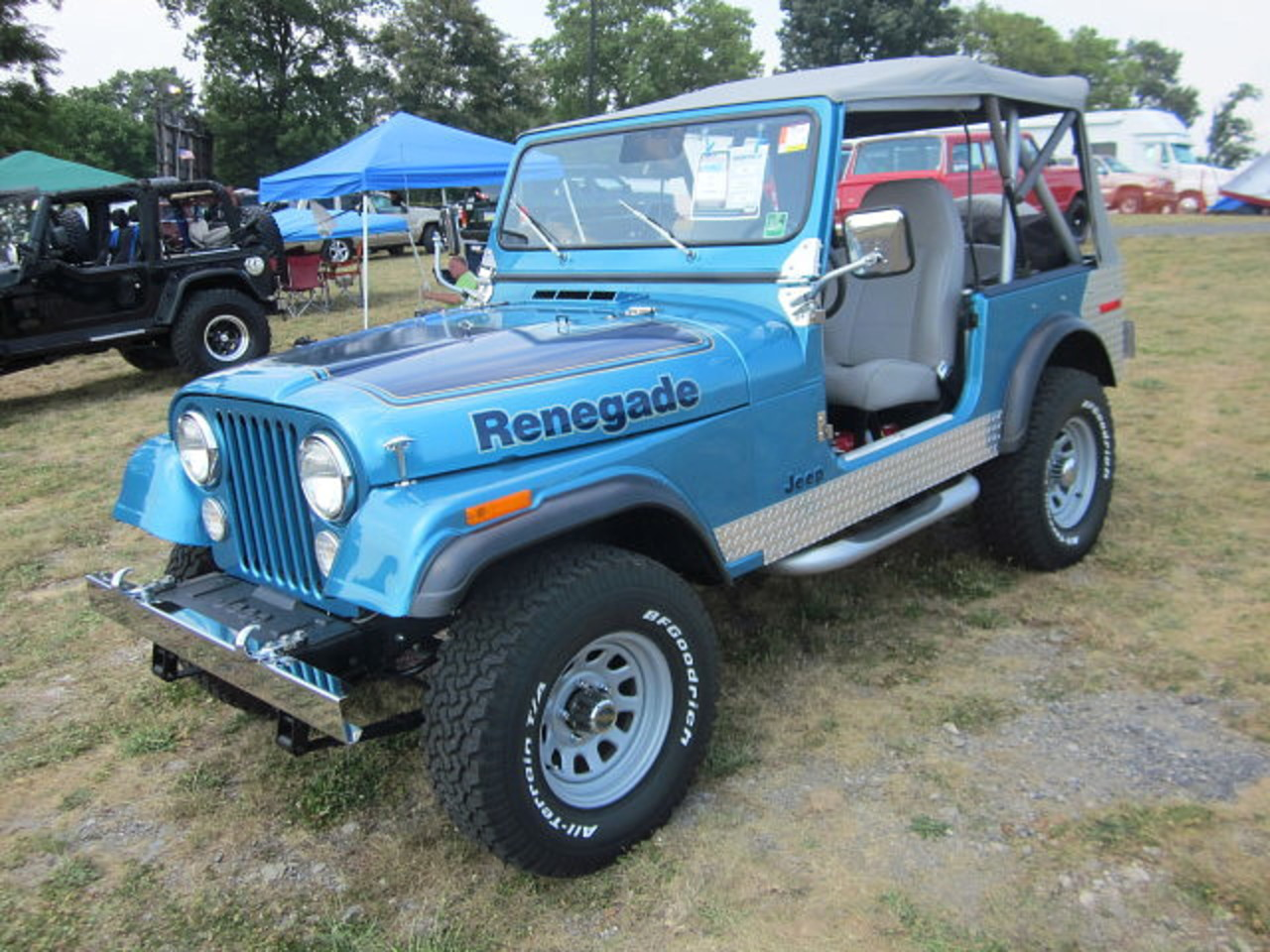 1979 Jeep CJ-7 Renegade | Flickr - Photo Sharing!
