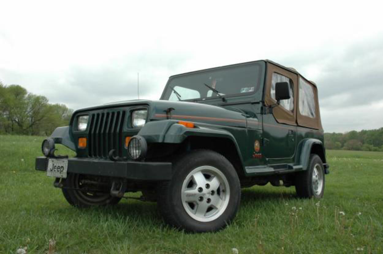 Topworldauto Gt Gt Photos Of Jeep Wrangler Sahara Edition