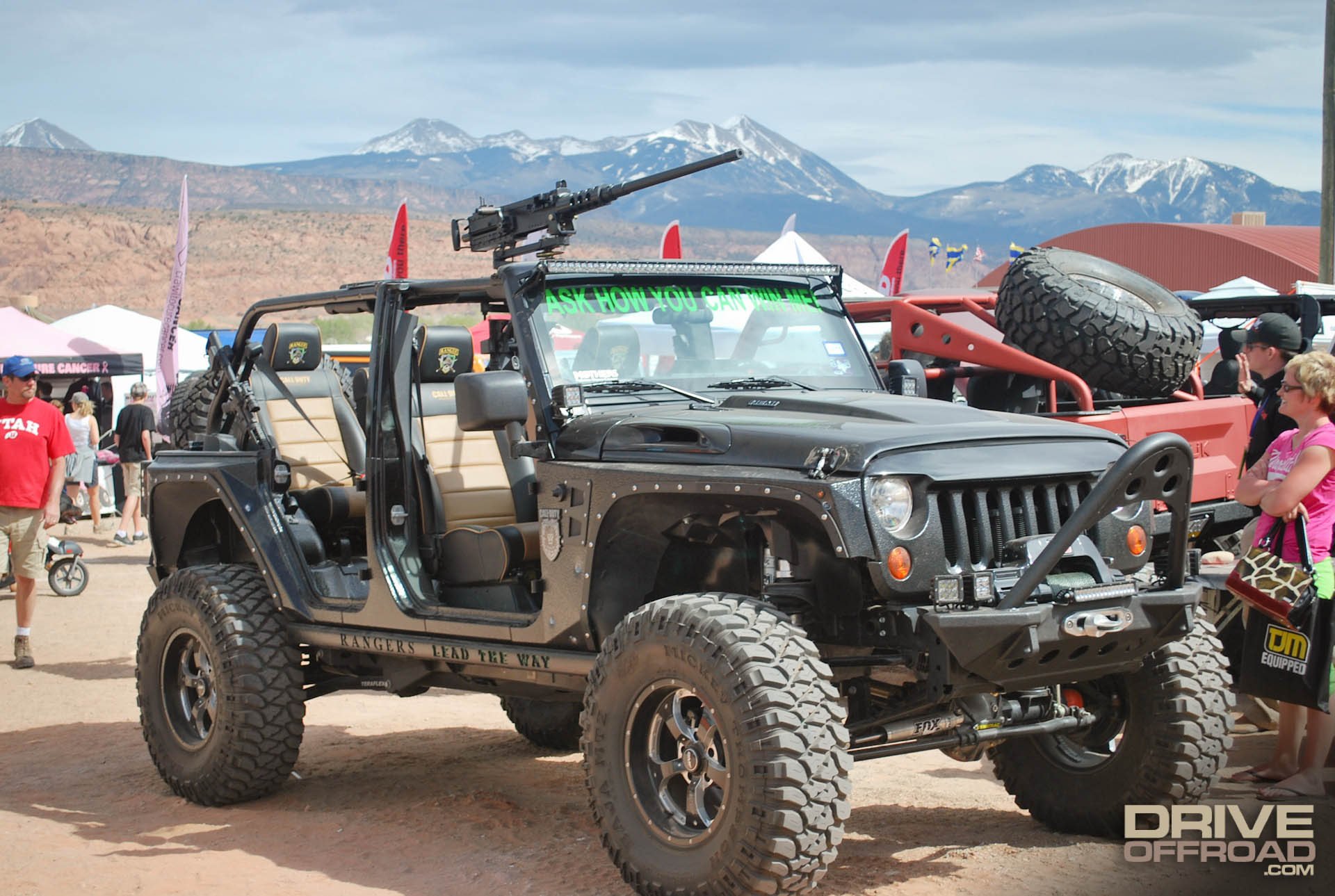 Jeep Wrangler JK - Rangers Lead The Way | Flickr - Photo Sharing!