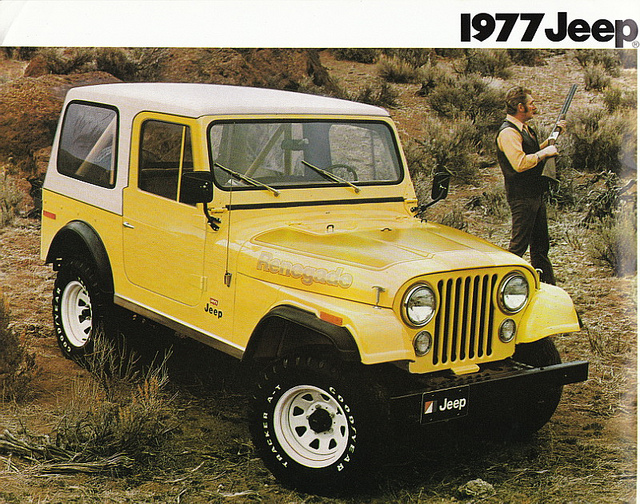 1977 Jeep CJ-7 Renegade | Flickr - Photo Sharing!