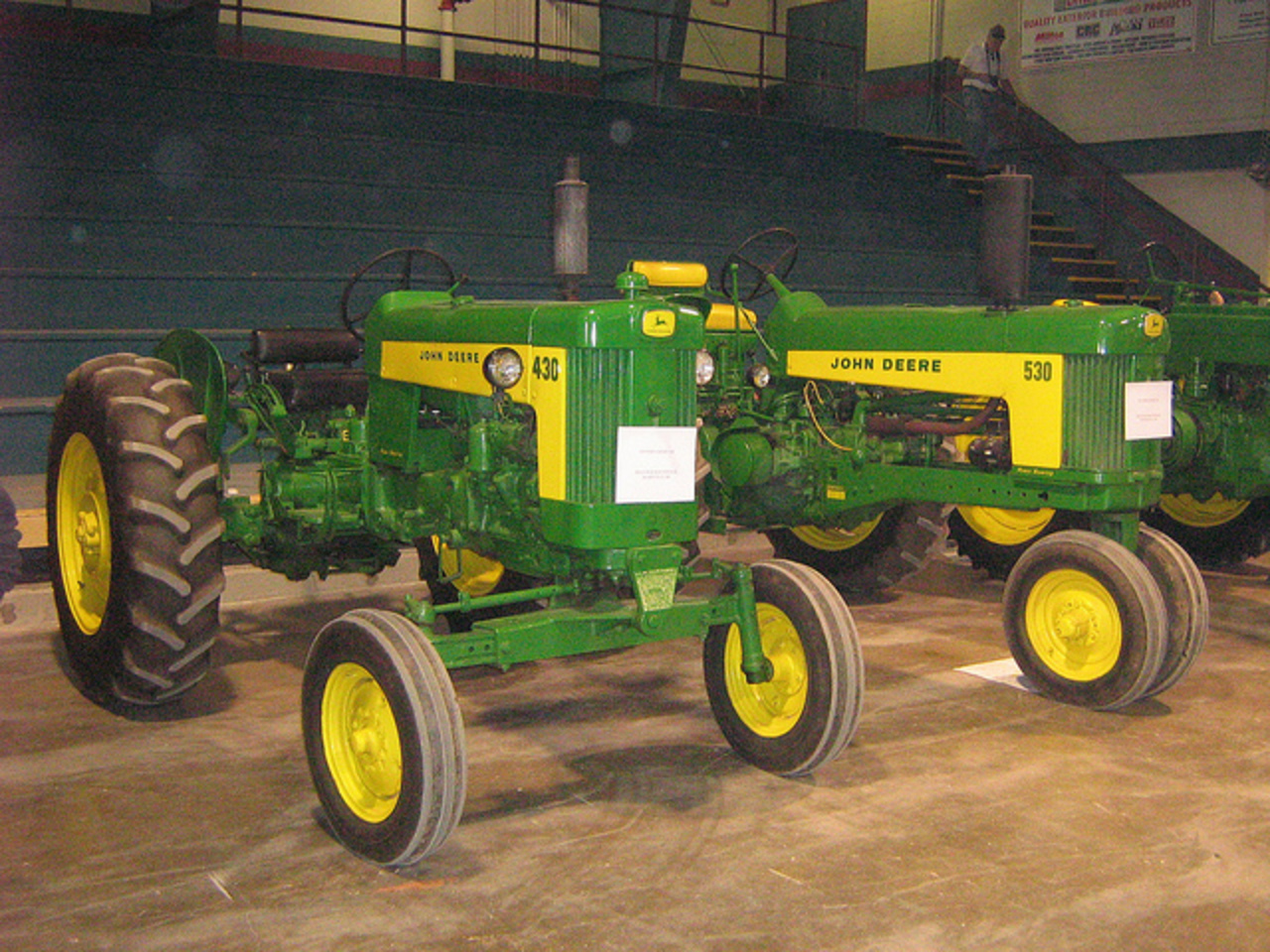 Antique Tractors - Antique Tractor Resource Page Antique john deere tractor photos