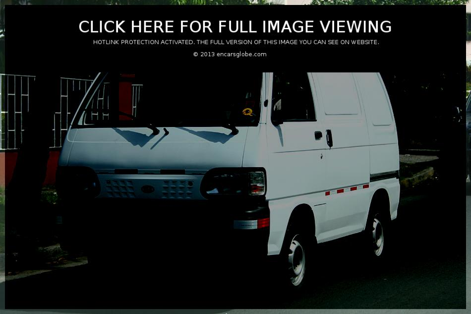 Kia K 2400 Crew Cab Photo Gallery: Photo #12 out of 7, Image Size ...