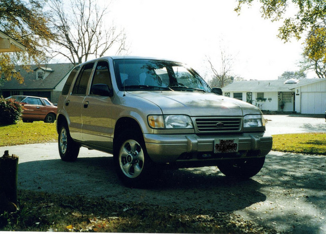 1996 Kia Sportage 4x4 | Flickr - Photo Sharing!