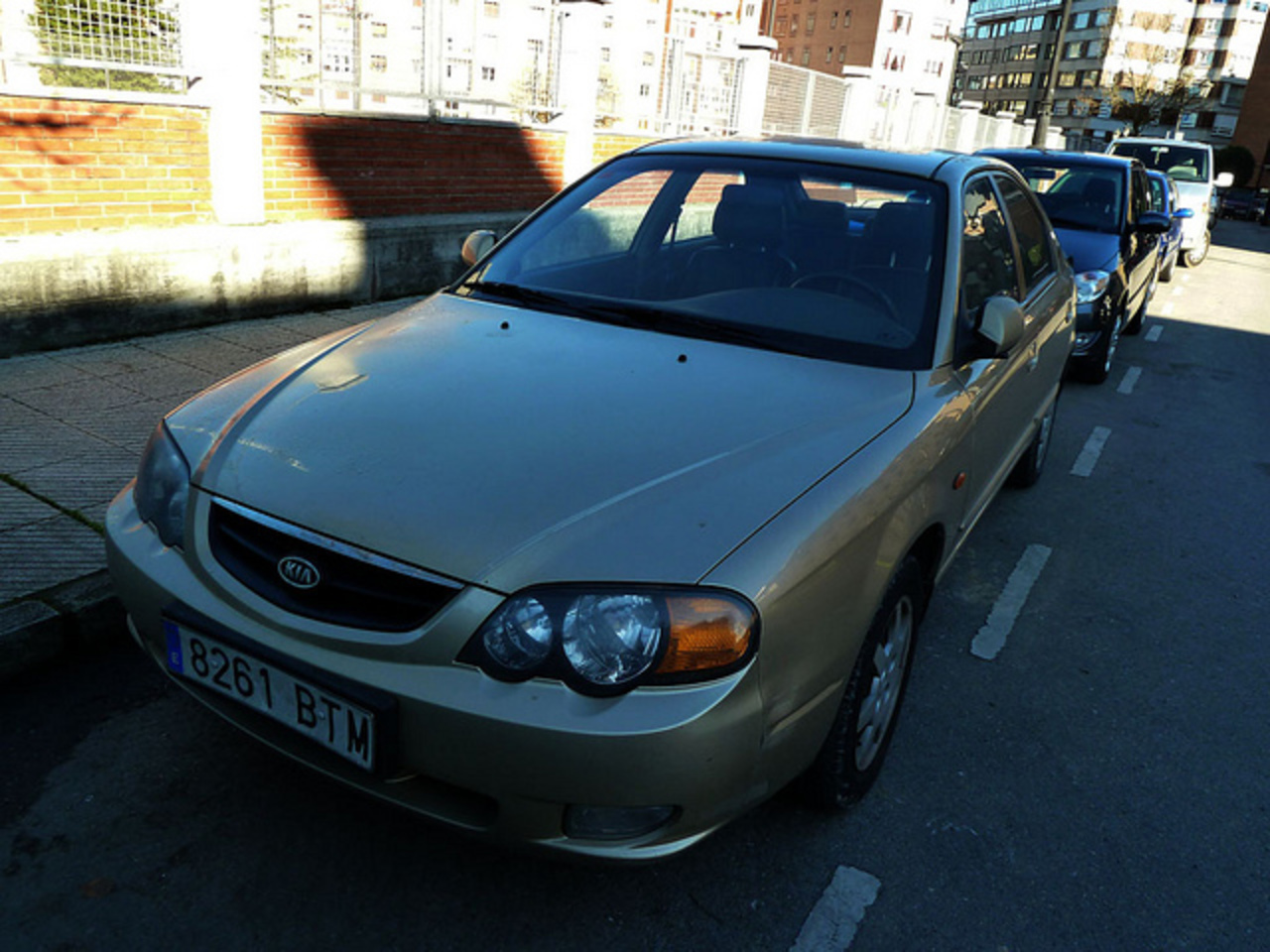 KIA Shuma II LS | Flickr - Photo Sharing!