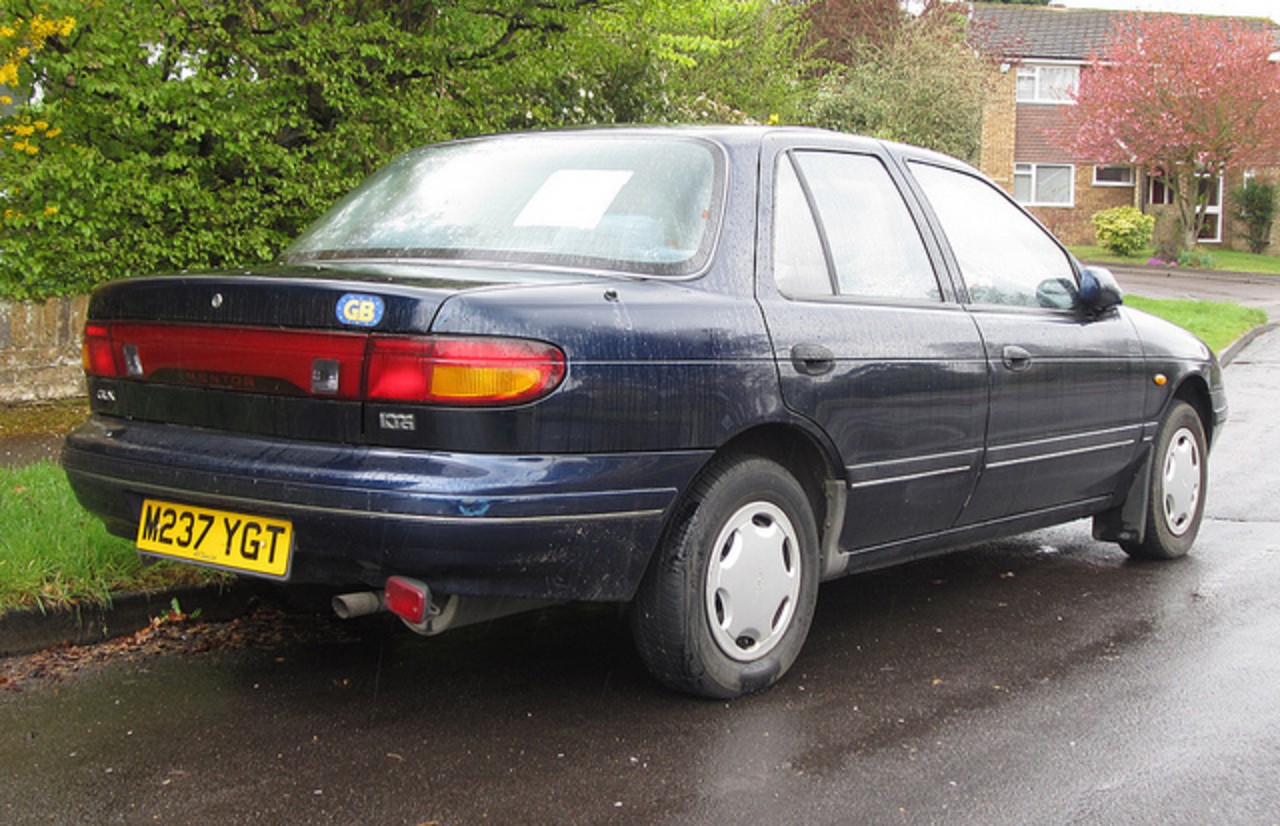 1994 KIA MENTOR GLX | Flickr - Photo Sharing!