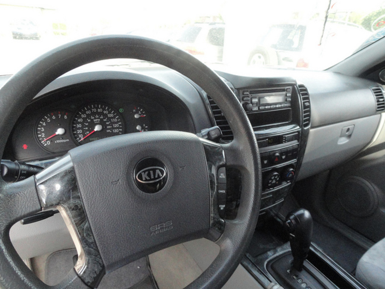 KIA Sorento LX Dashboard | Flickr - Photo Sharing!
