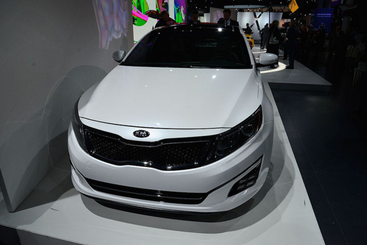 2014 Kia Optima | Flickr - Photo Sharing!