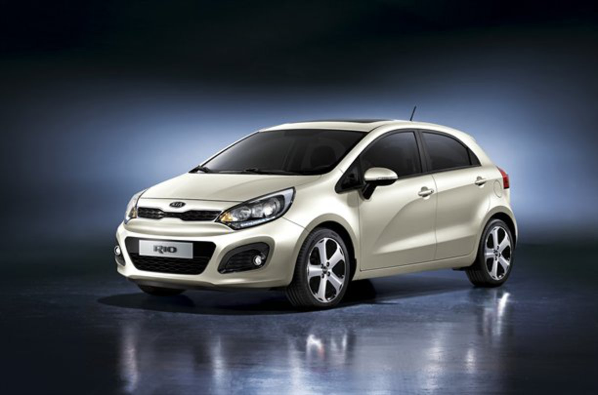 Kia Rio Look 15 LS: Photo gallery, complete information about ...