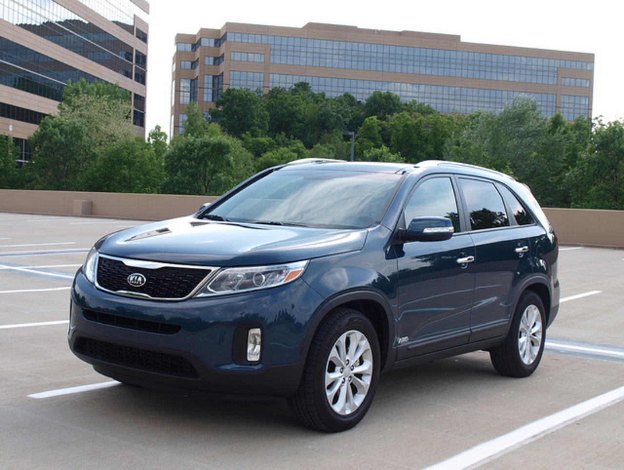 2014 Kia Sorento EX V6 AWD 10 | Flickr - Photo Sharing!