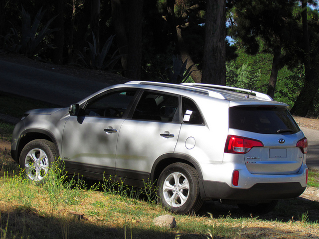 Kia Sorento EX 2.2 CRDi AWD 2013 | Flickr - Photo Sharing!