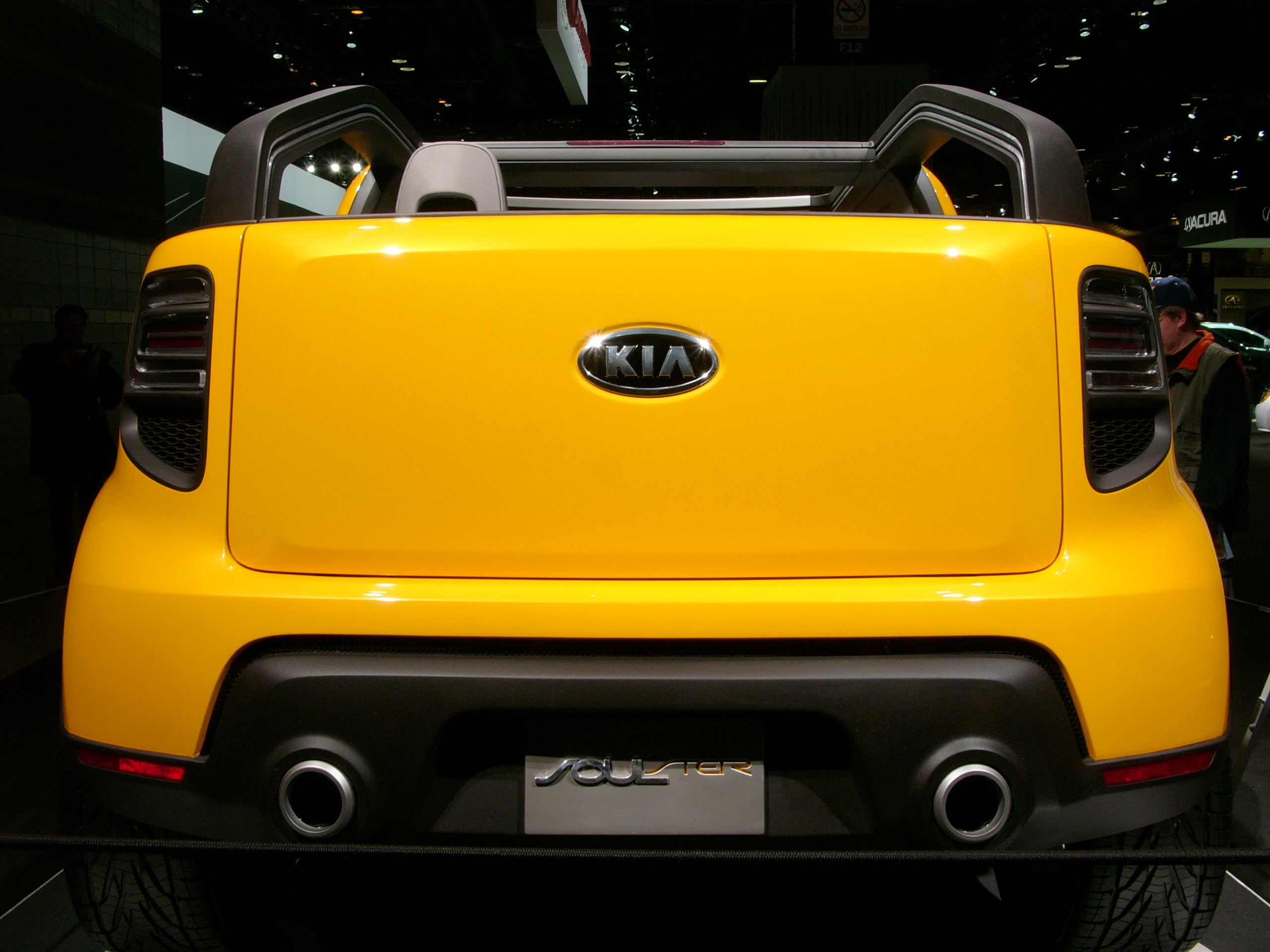 Kia Soul'ster | Flickr - Photo Sharing!