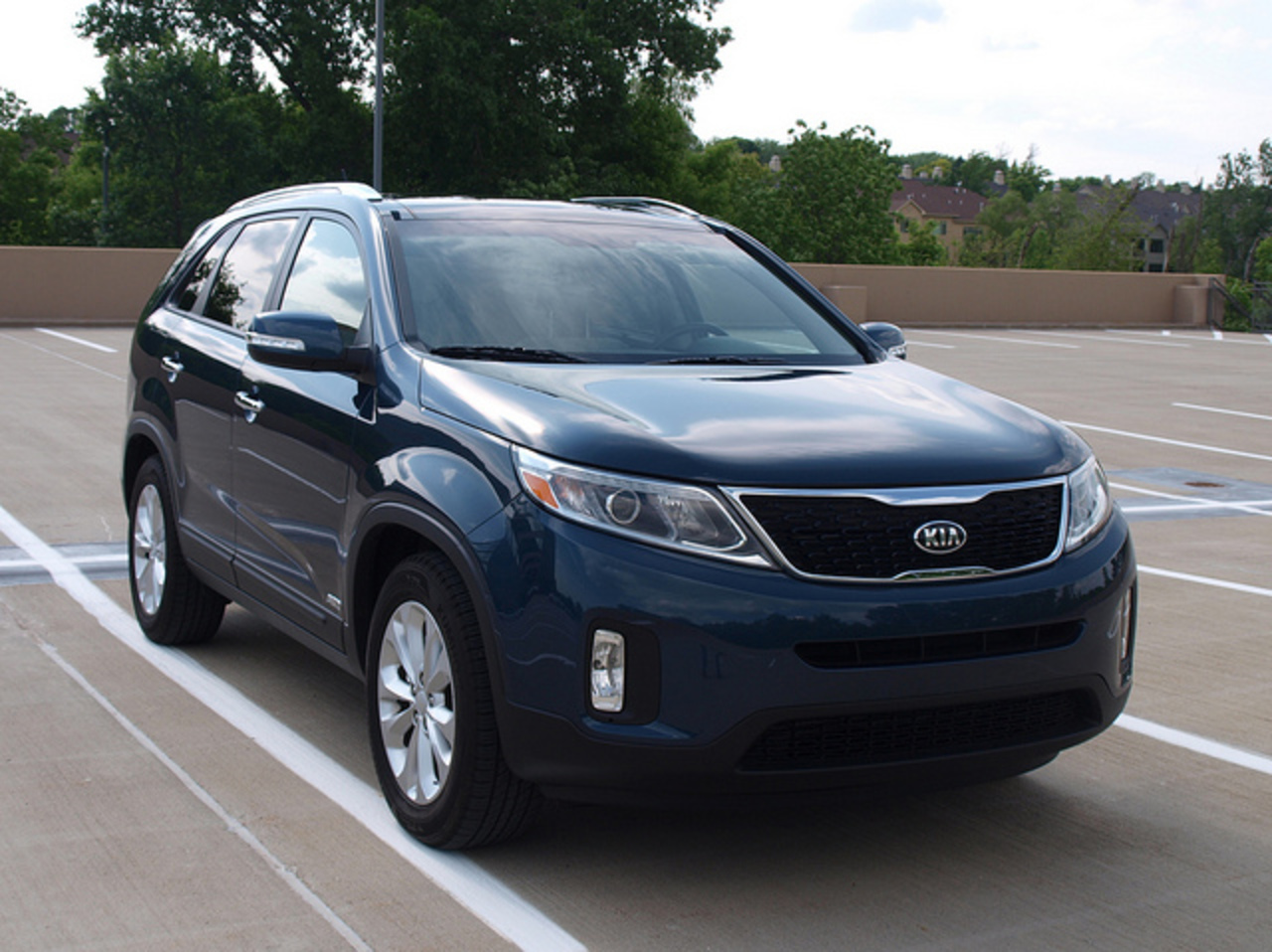 2014 Kia Sorento EX V6 AWD 4 | Flickr - Photo Sharing!