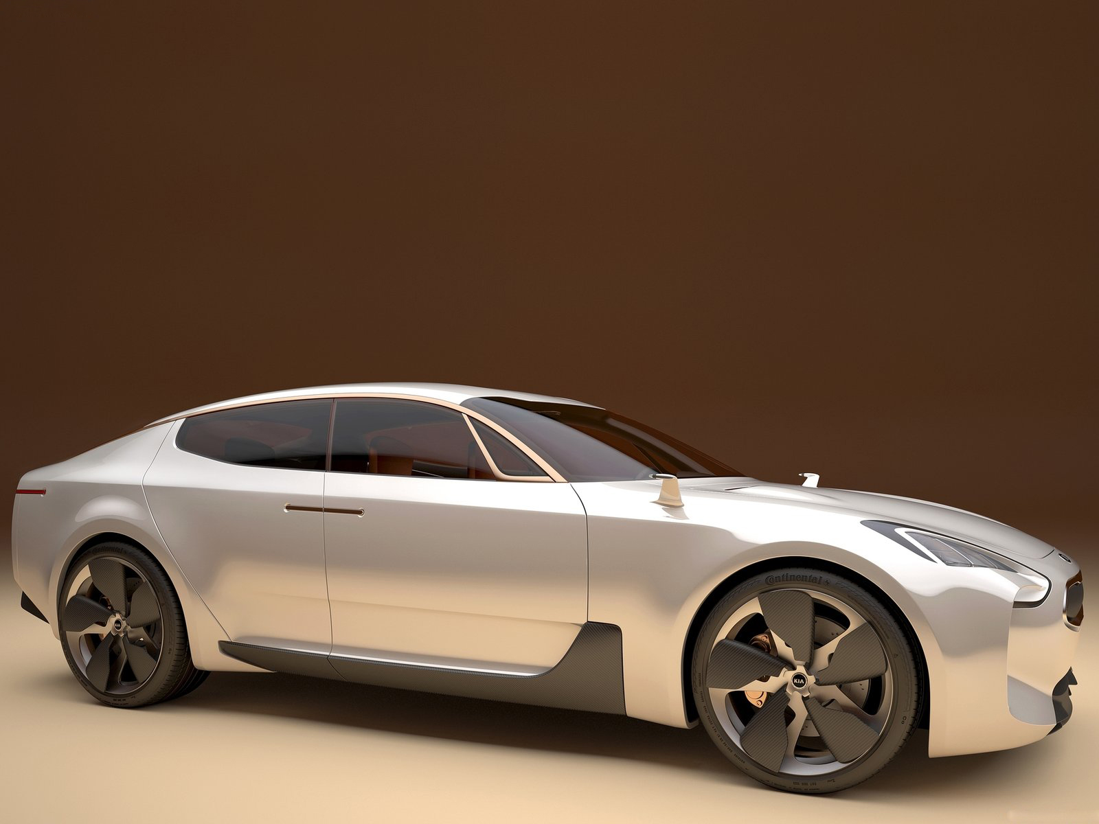 Kia GT Photo Gallery: Photo #11 out of 9, Image Size - 590 x 220 px