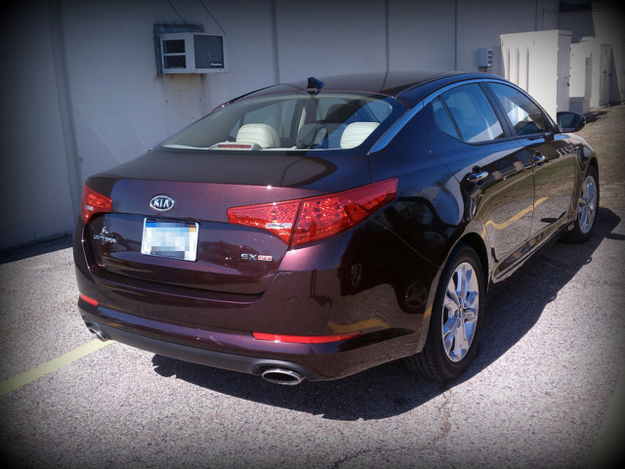 2011 Kia Optima EX GDI | Flickr - Photo Sharing!