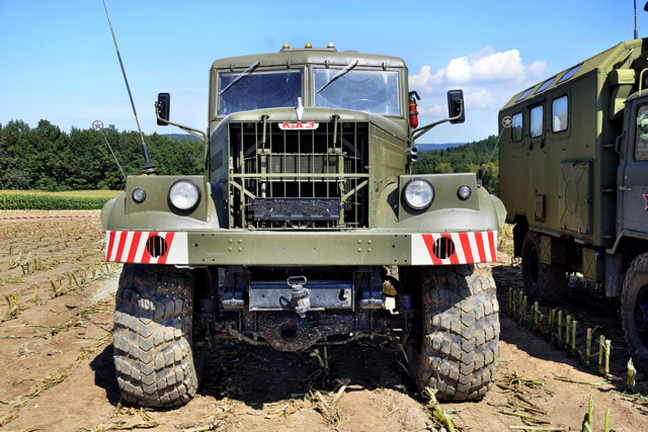 KrAZ-214 | Flickr - Photo Sharing!