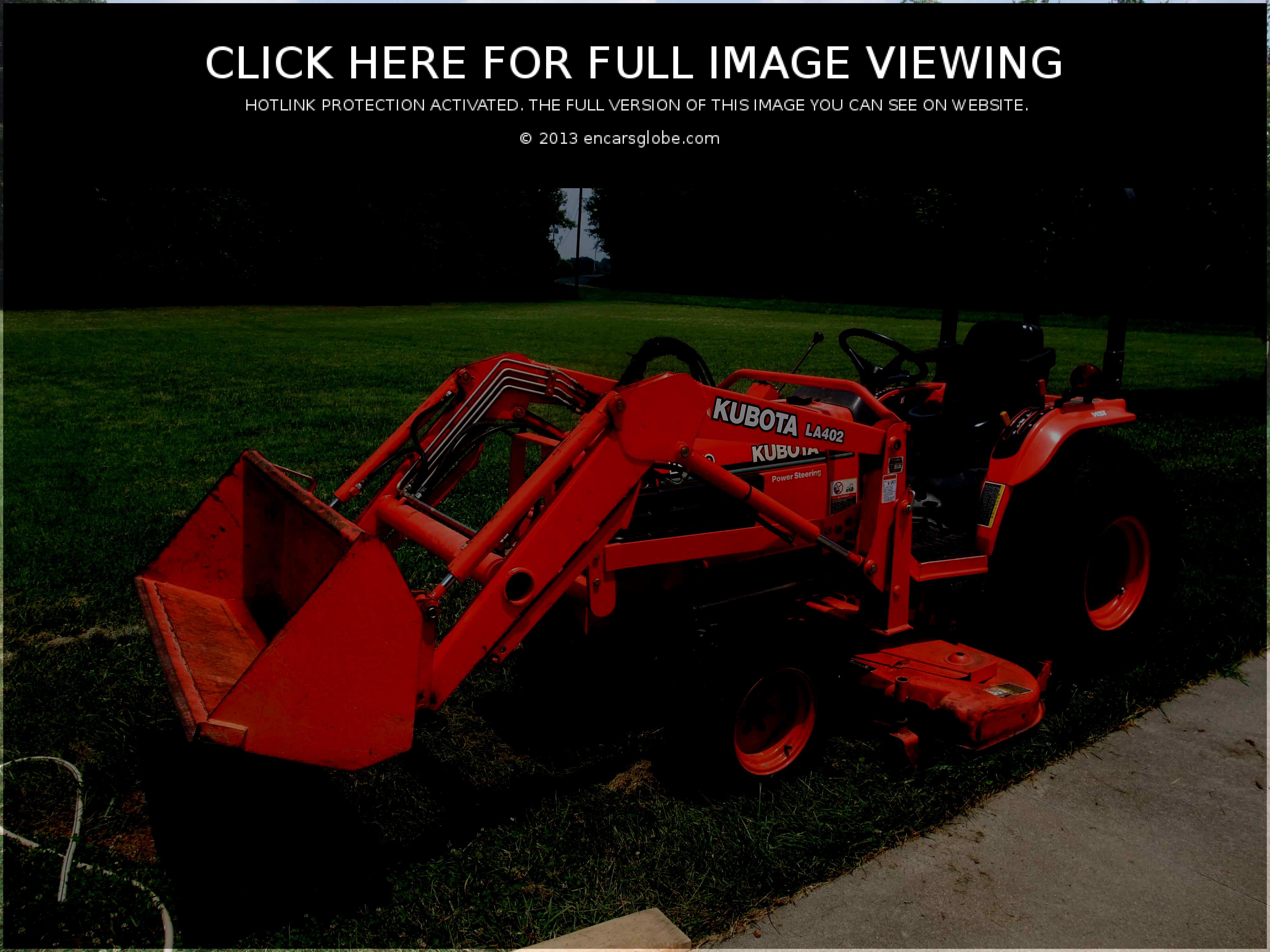 Kubota M-Series Photo Gallery: Photo #02 out of 10, Image Size ...