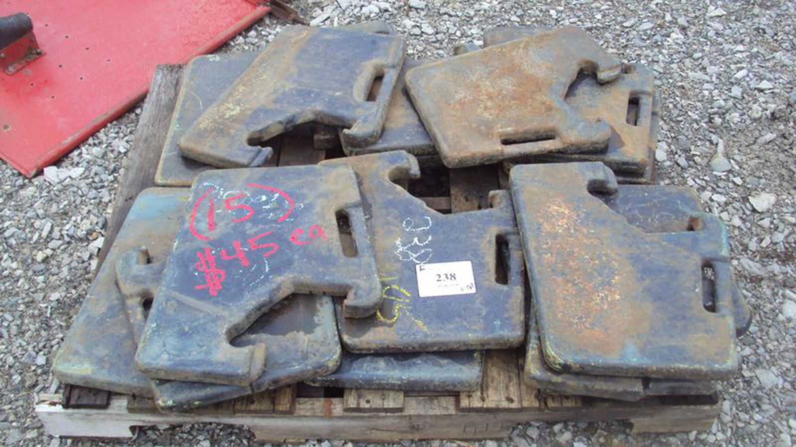 Used Unknown weights ballast machines for sale. Find Kubota ...