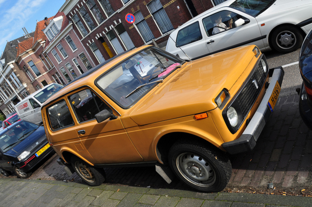 1979 Lada Niva 1600 4x4 Luxe | Flickr - Photo Sharing!