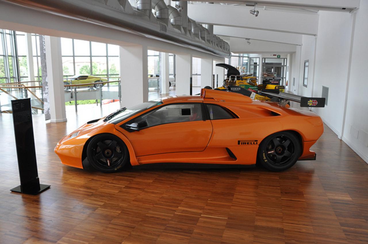 Topworldauto Photos Of Lamborghini Diablo Gt2 Photo Galleries