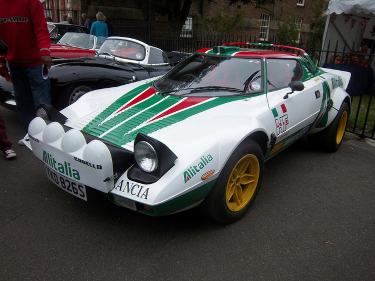 Lancia Stratos Kit Car For Sale >> Hawk Hf 3000   Autos Post