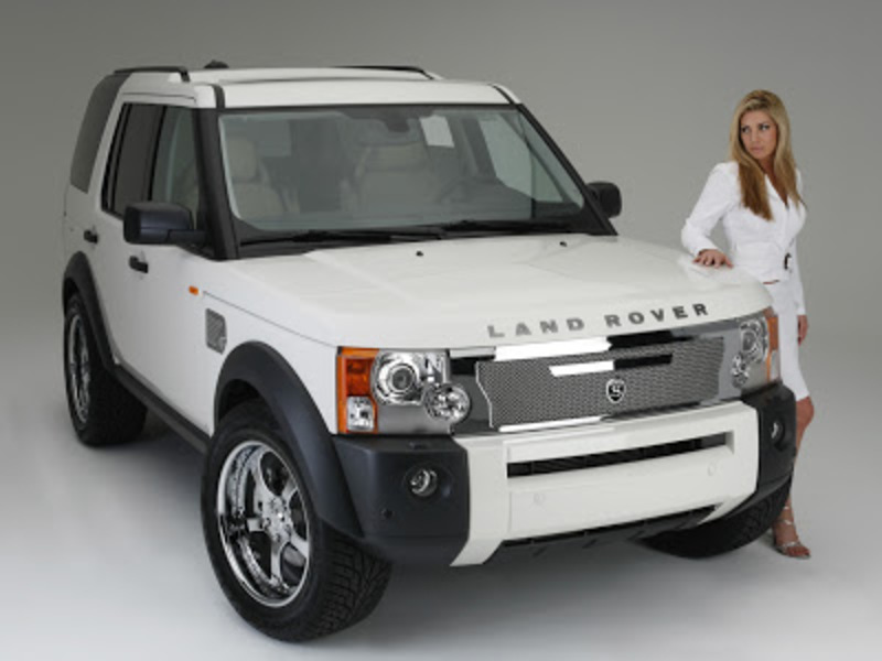 Best New Cars: Land Rover LR3