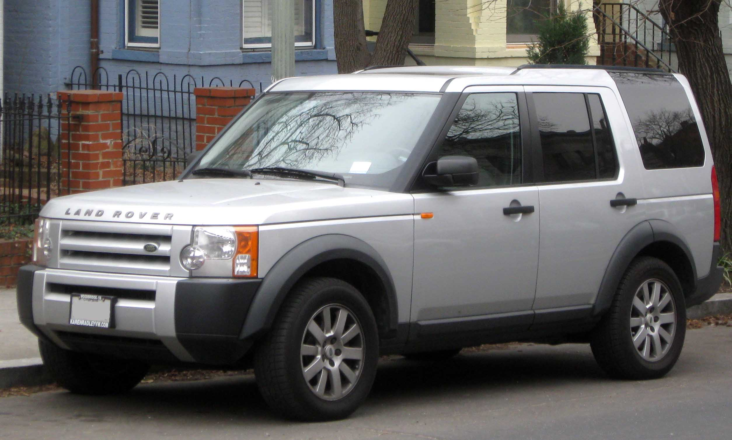 File:Land Rover LR3 .jpg - Wikimedia Commons