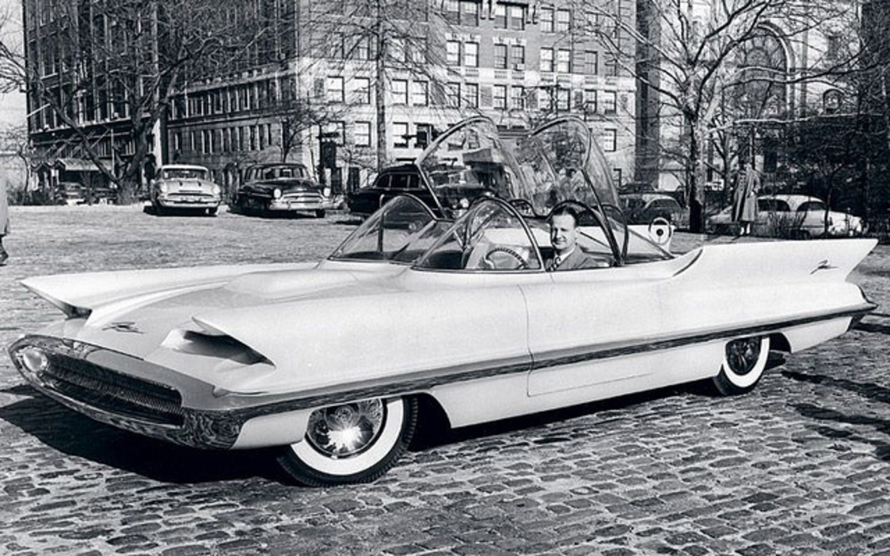 Topworldauto Photos Of Lincoln Futura Concept Car Photo Galleries
